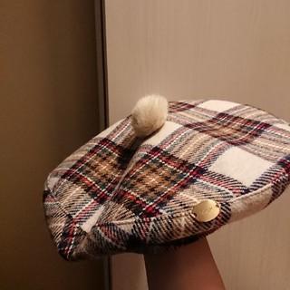 ミルク(MILK)のMILK☆ベレー帽(ハンチング/ベレー帽)