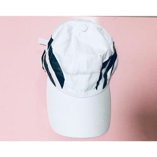 オフホワイト(OFF-WHITE)のオフホワイト キャンプ 帽子(キャップ)