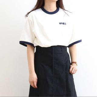 ジムフレックス(GYMPHLEX)のbshop リンガーTシャツ(Tシャツ(半袖/袖なし))