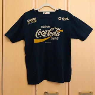 コカコーラ(コカ・コーラ)のgol コカコーラ tシャツ(Tシャツ/カットソー(半袖/袖なし))
