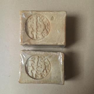 アレッポの石鹸 - アレッポの石けん ノーマル(200g) 2個
