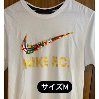 ナイキ(NIKE)のNIKe ナイキFC スウッシュフラグ Tシャツ Mサイズ(Tシャツ/カットソー(半袖/袖なし))