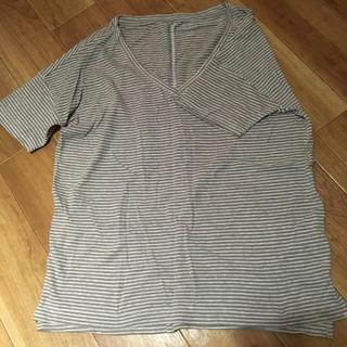 オールドネイビー(Old Navy)のオールドネイビー ボーダーTシャS(Tシャツ(半袖/袖なし))