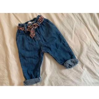ザラキッズ(ZARA KIDS)のZARA kids baby デニム サイズ70(6〜9m)(パンツ)