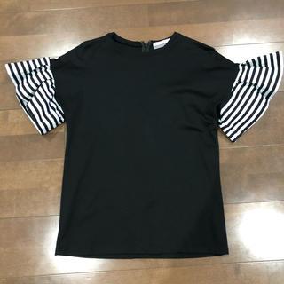 バーニーズニューヨーク(BARNEYS NEW YORK)のボーダーズアットバルコニー(Tシャツ(半袖/袖なし))