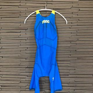 アリーナ(arena)のアリーナ競泳水着 高速水着 アクアフォース  ARN-0002W(マリン/スイミング)