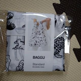 新品未使用 未開封 BAGGU  ZOO(エコバッグ)