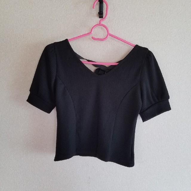 EATME(イートミー)のEATME💗トップス レディースのトップス(カットソー(半袖/袖なし))の商品写真