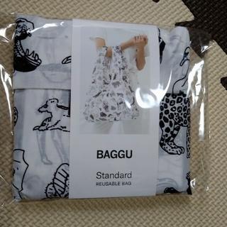 新品未使用 未開封 BAGGU  スタンダード(エコバッグ)