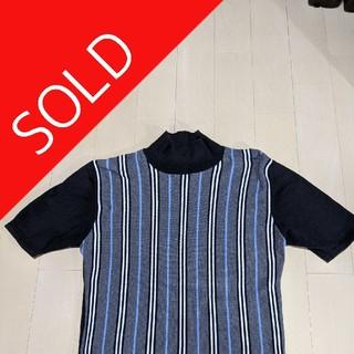 バーバリーブラックレーベル(BURBERRY BLACK LABEL)のネック Tシャツ❗Burberry BlackLabel❗(Tシャツ/カットソー(半袖/袖なし))