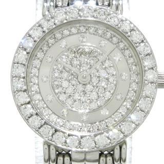 Chopard - ショパール 腕時計 パヴェ レディース
