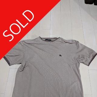バーバリーブラックレーベル(BURBERRY BLACK LABEL)のTシャツ BurberryBlackLabel❗(Tシャツ/カットソー(半袖/袖なし))