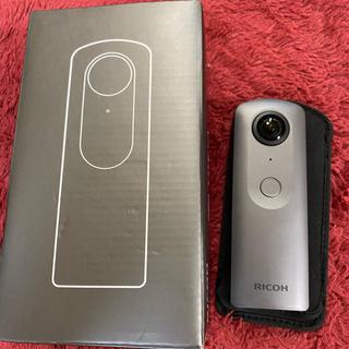 RICOH - リコー シータ V RICOH THETA V 360度カメラ