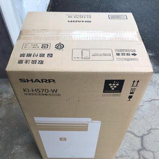 SHARP - SHARP 加湿空気清浄機 KI-HS70-W