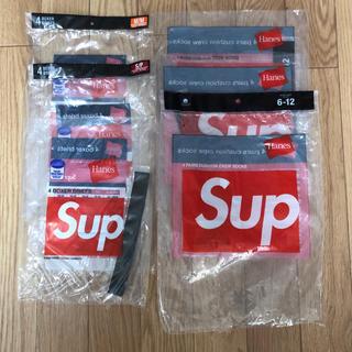 シュプリーム(Supreme)のSupreme Hanes 袋 計6枚(ショップ袋)