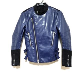 サカイ(sacai)のサカイ ライダースジャケット サイズ1 S(ライダースジャケット)
