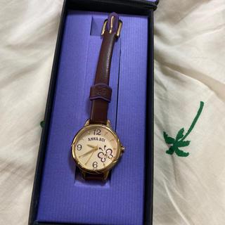 アナスイ(ANNA SUI)のANNA SUI 腕時計(腕時計)
