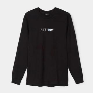ステューシー(STUSSY)のStussy 長袖 Tシャツ(Tシャツ(長袖/七分))