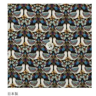 ボンポワン(Bonpoint)のチェックアンドストライプ  リバティ ストロベリーフィースト(生地/糸)