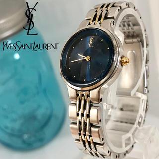 サンローラン(Saint Laurent)のイヴサンローラン時計 レディース腕時計 新品電池 カットガラス 人気 11(腕時計)