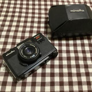 Minolta camera(カバー付き)