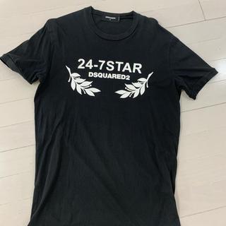 ディースクエアード(DSQUARED2)のディースクエアード Tシャツ M 最終値下げ(Tシャツ/カットソー(半袖/袖なし))