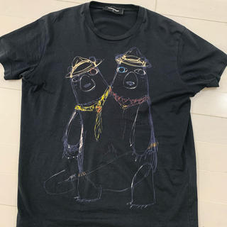 ディースクエアード(DSQUARED2)のディースクエアード Tシャツ S(Tシャツ/カットソー(半袖/袖なし))