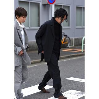 ヨウジヤマモト(Yohji Yamamoto)のVOAAOV 20SS  2WAYストリングスラックスパンツ (スラックス)