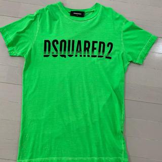 ディースクエアード(DSQUARED2)のディースクエアード Tシャツ S 最終値下げ(Tシャツ/カットソー(半袖/袖なし))
