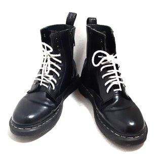 マウジー(moussy)のマウジー ショートブーツ レディース 黒(ブーツ)