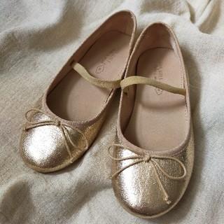 ザラキッズ(ZARA KIDS)のZARAGIRLS 靴 サイズ29   18cm(フォーマルシューズ)
