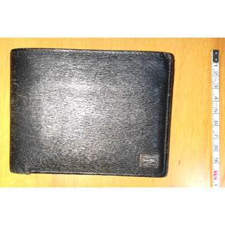 ポーター(PORTER)のPORTER  2つ折り財布(折り財布)