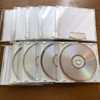 ミツビシケミカル(三菱ケミカル)のDVD-RW for DATA 4.7GB 4X 未使用品 10枚(その他)