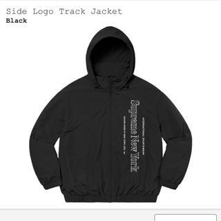 シュプリーム(Supreme)の【L】supreme Side Logo Track Jacket シュプリーム(ナイロンジャケット)