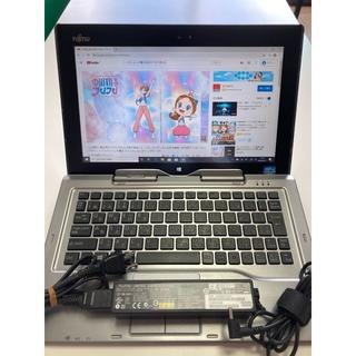 フジツウ(富士通)の富士通PC i5搭載 STYLISTIC Q702/G Win10搭載 ☘(タブレット)