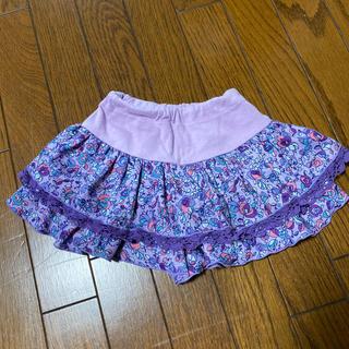 アナスイミニ(ANNA SUI mini)のアナスイミニ anna sui mini  キュロットスカート(スカート)