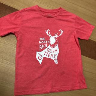 ザノースフェイス(THE NORTH FACE)の140㎝♡ノースフェイス  Tシャツ(Tシャツ/カットソー)