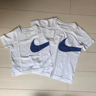 NIKE - お揃い キッズTシャツ ナイキ 90.120
