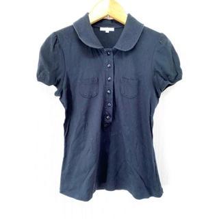 トゥービーシック(TO BE CHIC)の22581-TO BE CHIC ポロシャツ サイズ2(カットソー(半袖/袖なし))