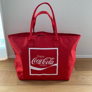 コカコーラ(コカ・コーラ)のコカ・コーラ 大容量トートバック(トートバッグ)