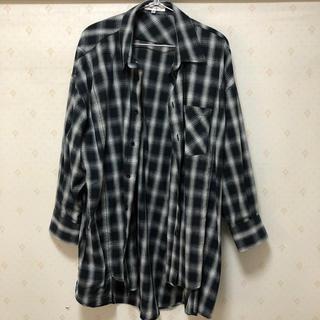 マウジー(moussy)のmoussy チェックシャツ(シャツ/ブラウス(長袖/七分))
