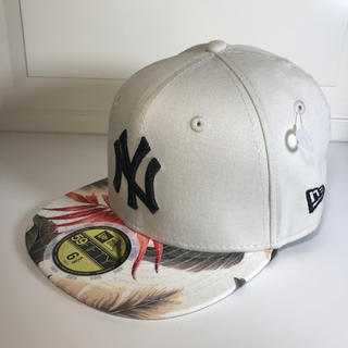 ニューエラー(NEW ERA)の新品未使用 new era 子供用 ヤンキースキャップ 送料無料 男女兼用(帽子)