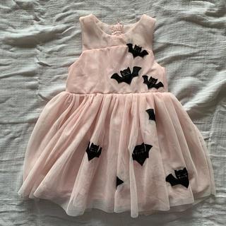 H&M - ハロウィンに♡ コウモリドレス ワンピース