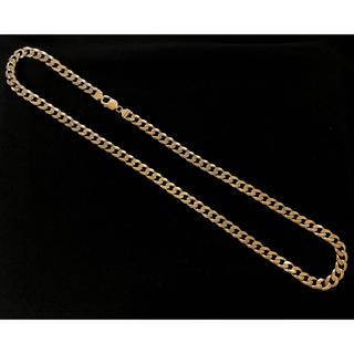 アヴァランチ(AVALANCHE)のシルバー925 ネックレス 喜平 2面シングル(ネックレス)