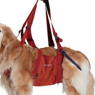 モンベル(mont bell)のモンベル ドギーキャリーハーネス(犬)