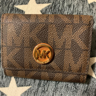 マイケルコース(Michael Kors)のMICHAEL KORS ミニ財布(コインケース)