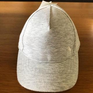 エイチアンドエム(H&M)のh&m キャップ 帽子 ベビー キッズ 46センチ 新品(帽子)