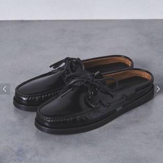 パラブーツ(Paraboot)のbarbade marine UA別注 パラブーツ 新品(ローファー/革靴)