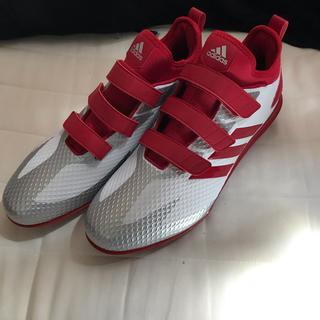 アディダス(adidas)のアディダス adidas アディゼロ 野球スパイク 新品未使用(シューズ)