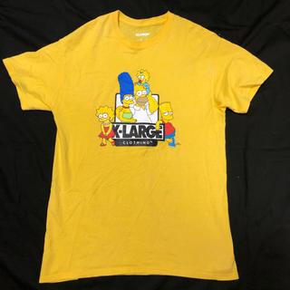 XLARGE シンプソンズ コラボ Tシャツ